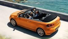 Die Produktion des VW Golf Cabrio wurde dieses Jahr eingestellt