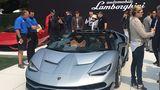 Lamborghini Centenario Roadster - 20 Stück, jeder fast 2,4 Millionen Euro teuer