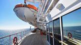 Deck 7 der Queen Mary 2
