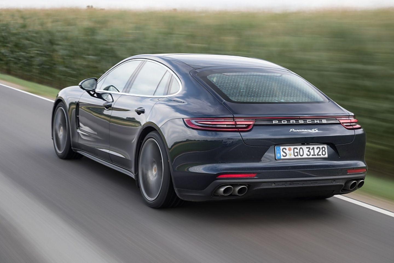 Porsche Panamera 4S Diesel - von hinten deutlich schicker geworden