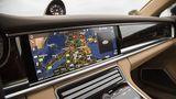 Porsche Panamera 4S Diesel - das neue Cockpit kann gefallen