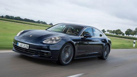 Porsche Panamera 4S Diesel - startet bei knapp 117.000 Euro
