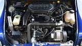 Der Motor mit der 1,3-Liter-Multi-Point-Motor mit 63 PS ist quirlig