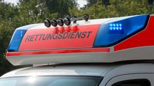 In Mosbach in Baden-Württemberg ist ein Baby in den Neckar gefallen und gestorben