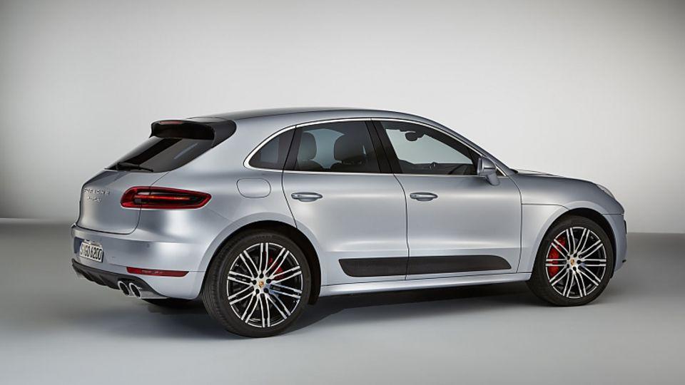 Porsche Macan Turbo Performance - schafft 272 km/h