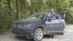 Volkswagen Midsize SUV USA - startet im Frühjahr 2017 in den USA und China