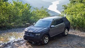 Volkswagen Midsize SUV USA - wird in Chattanooga produziert