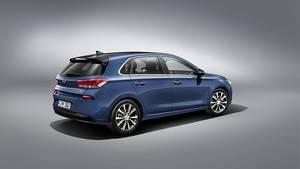 Hyundai i30 - optisch nur leicht verändert
