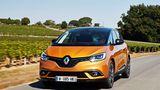 Renault Scenic - startet bei knapp 20.000 Euro