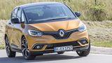 Renault Scenic TCe 130 - fünf Zentimeter mehr Bodenfreiheit als der Vorgänger
