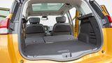 Renault Scenic TCe 130 - leider ohne elektrische Heckklappe