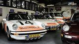 Chris Kruizinga verfügt über eine äußerst sehenswerte Sammlung historischer Polizeifahrzeuge.