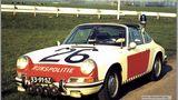 Fast 35 Jahre lang fuhr die niederländische Reichspolizei Porsche.
