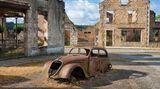 Oradour-sur-Glane, Frankreich