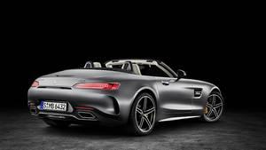 Mercedes AMG GT Roadster - Weltpremiere auf dem Pariser Salon