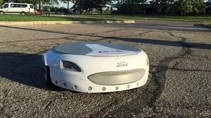 CarrE hat ein typisches Ford-Gesicht