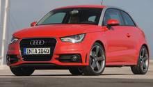 Kleinwagen Platz 1: Audi A1