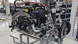 Das neue V8-Dieselaggregat des Bentley Bentayga.