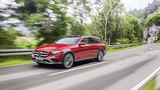 Mercedes E-Klasse All-Terrain 2017 - stärkere Versionen sollen folgen