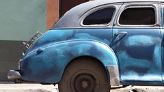 Diese Wagen überlebten nur wegen der robusten und einfachen Technik.