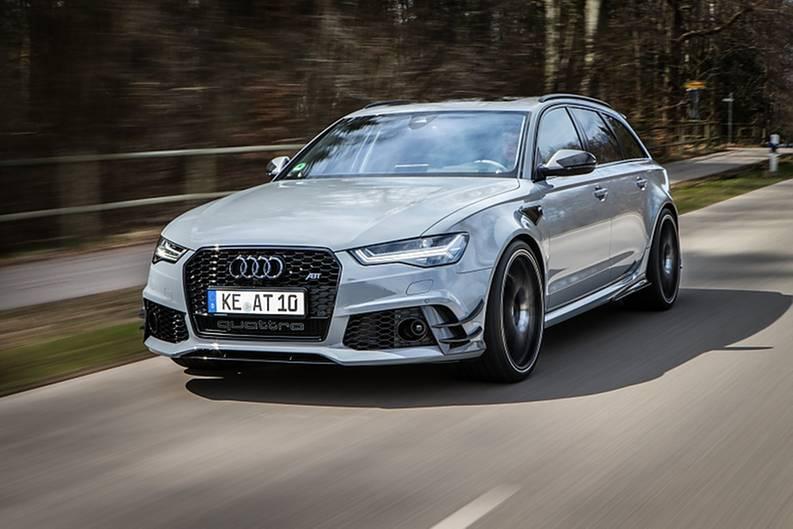 Abt Audi RS6 1 of 12 - 920 Nm für brachialen Vortrieb