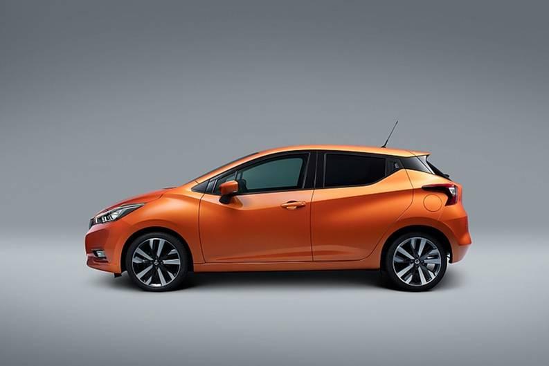 Der Nissan Micra fährt nun schon in seine fünfte Generation.