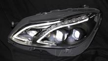 Licht der Zukunft von Osram / Hella / Daimler