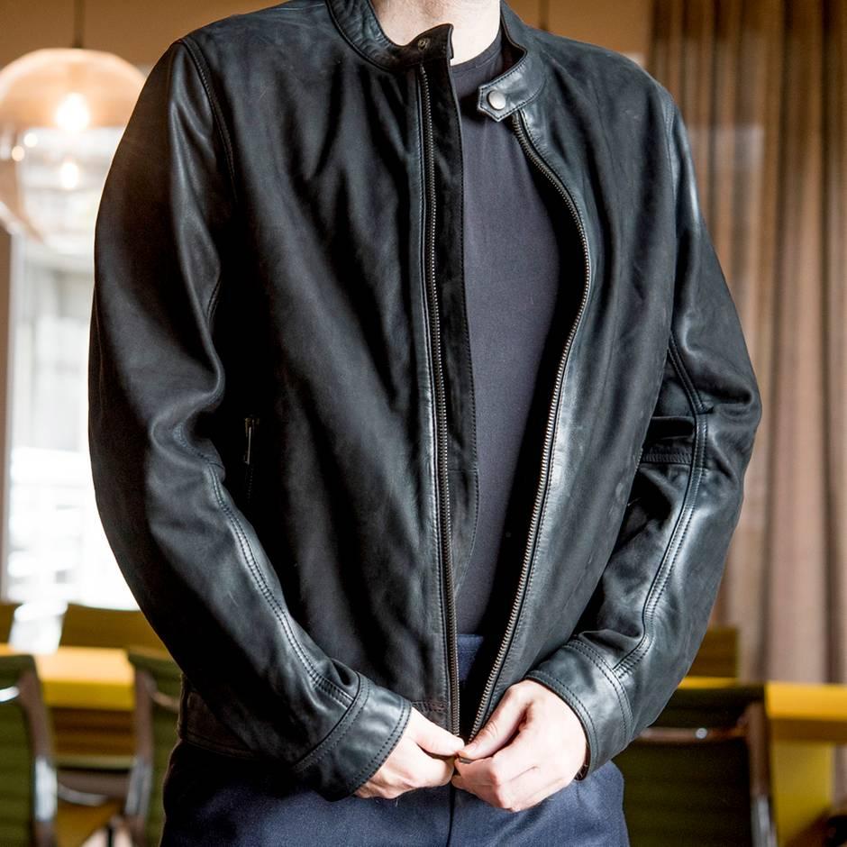 10 Tipps So Pflegen Sie Ihre Lederjacke Richtig Sternde