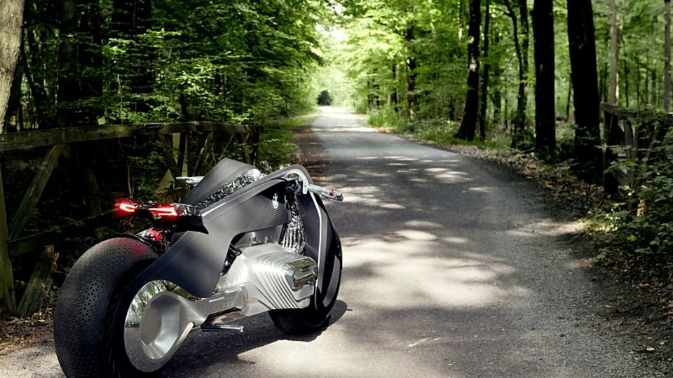 BMW Motorrad The Next 100 - Weltpremiere in Santa Monica