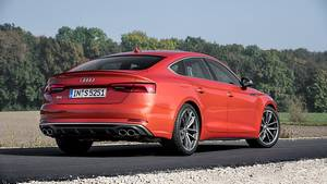 Audi S5 Sportback - 260 kW / 354 PS