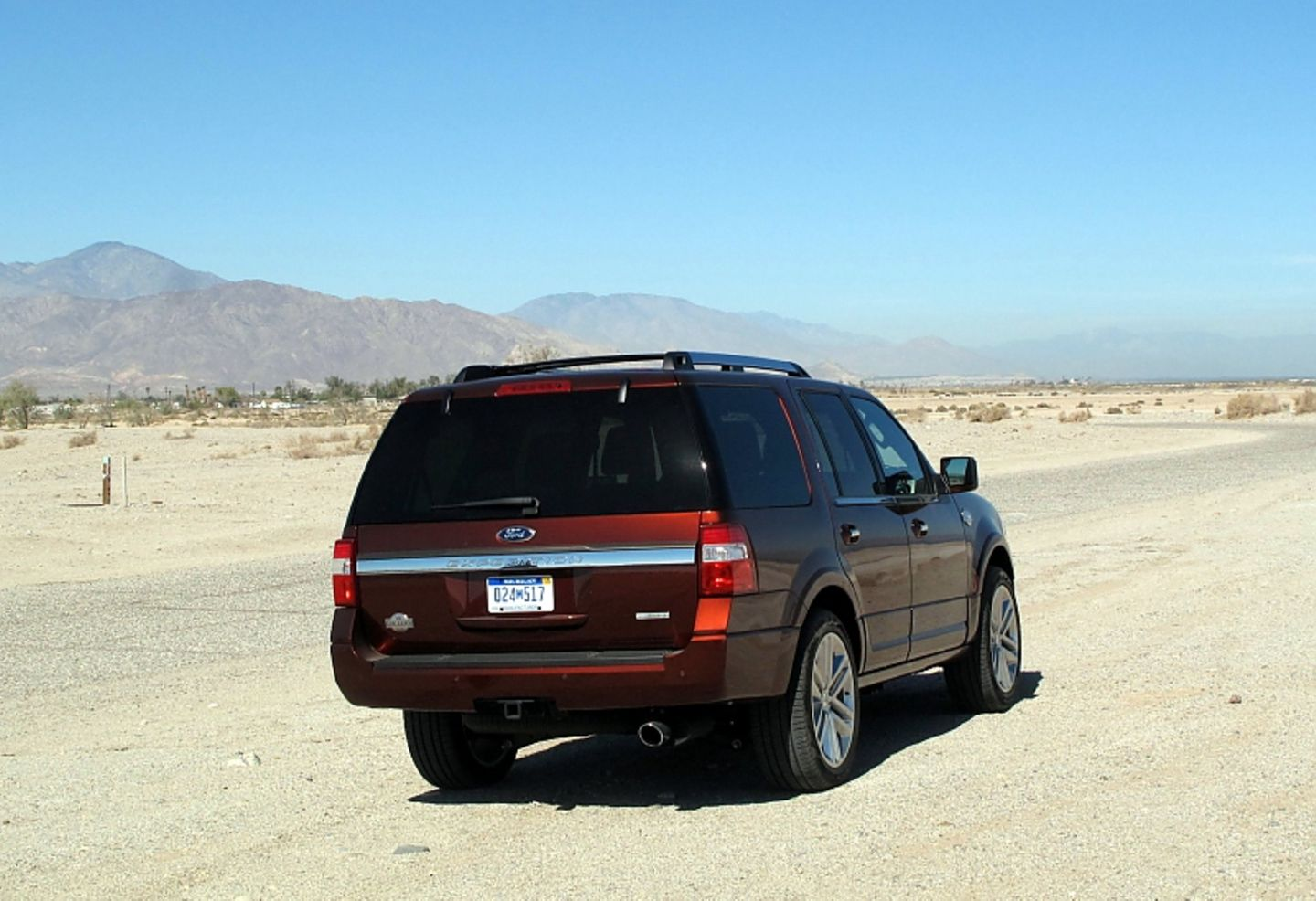 Ford Expedition 3.5 V6 Ecoboost King Ranch