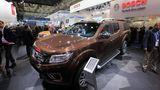 Der Nissan Navara ist der technische Bruder des Mercedes Pickups