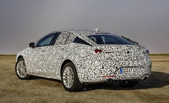 Opel Insignia 2017 - nur noch als Fließheck und Kombi im Angebot