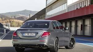 Mercedes AMG E 63 S 4matic+ - dürfte bei über 100.000 Euro starten