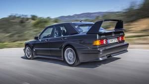 Mercedes 190 E 2.5 Evolution: + 312,8 %