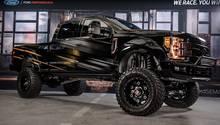 Ford F250 Super Duty 4x4 Lariat hat den furchteinflößenden Namen Shockzilla