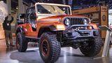 Jeep CJ66 mit Hemi Motor