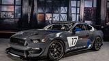Ford Mustang GT4 Ford Performance mit 5 2 Liter V8 Motor