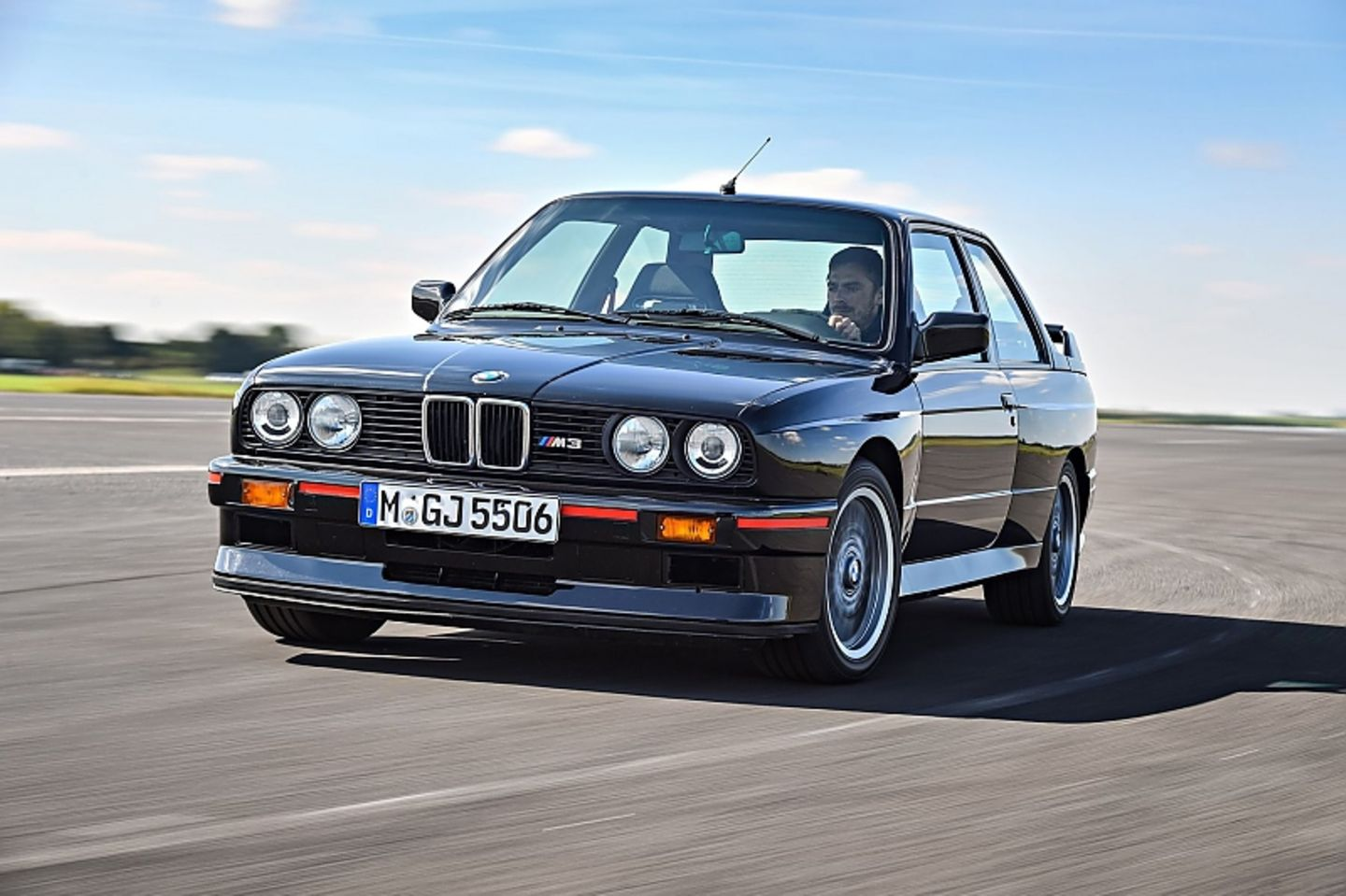 Der BMW E30 M3 Sport Evolution ist heute eine gesuchte Rarität