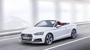 Audi A5 Cabrio - bei knapp 50.000 Euro geht es los