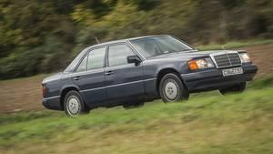 Mercedes 200 D Kilometer-Millionär - mehr als eine Million Kilometer in knapp 25 Jahren
