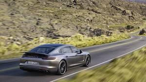 Porsche Panamera Executive - mit 15 Zentimeter mehr Radstand