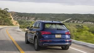 Audi Q5 2.0 TFSI Quattro - bis S- und RS-Modelle folgen, die Topversion