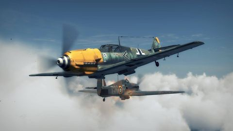 Flugsimulator Il-2 Cliffs of Dover