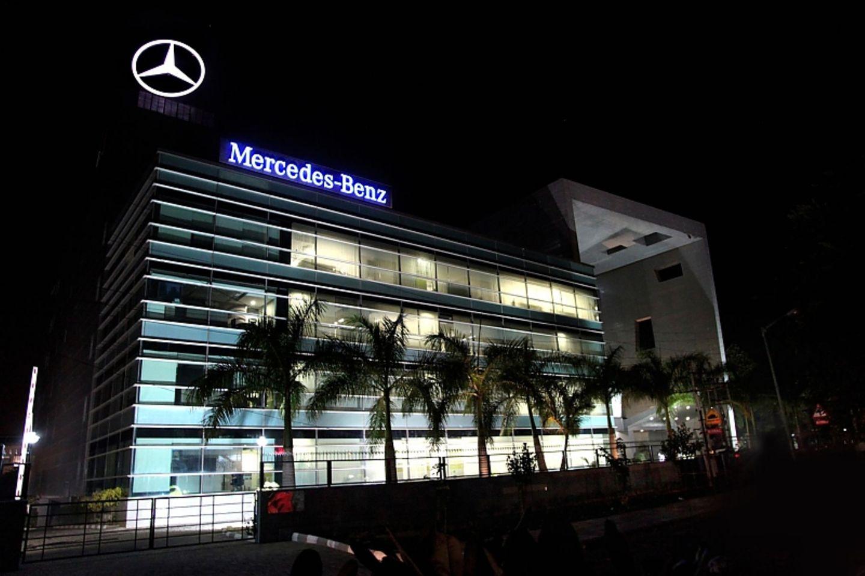 Der Standort in der drittgrößten indischen Stadt wird immer wichtiger für Mercedes