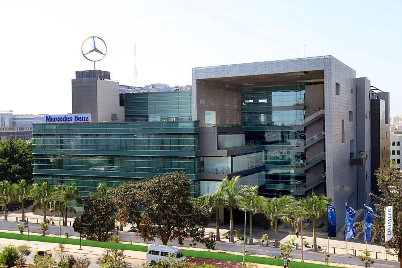 In Bangalore sind rund 4.000 Mitarbeiter beschäftigt
