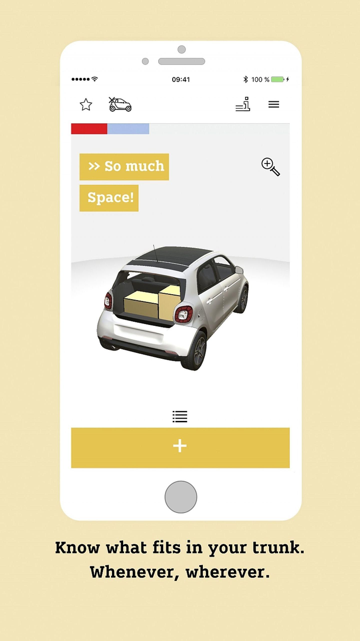 """Die witzige und nützliche Beladungs-App """"pactis"""" wurde in Bangalore entwickelt"""