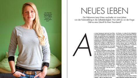 Magazin: Neues Leben