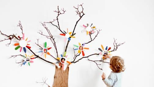 Selber machen selber machen stammbaum nido - Stammbaum basteln mit kindern ...