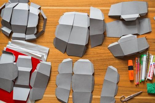 selber machen diy roboterkost m nido. Black Bedroom Furniture Sets. Home Design Ideas